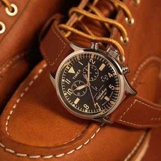 限時半價 TIMEX X RED WING WATERBURY  40MM  or 38MM WATCH 可做情侶錶