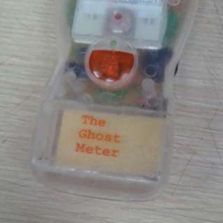 Ghost meter for paranormal