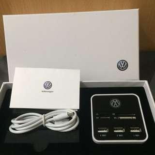 Volkswagen福斯汽車 USB插頭