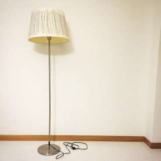IKEA large floor lamp