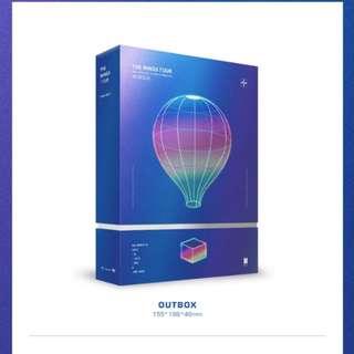 BTS Trilogy DVD