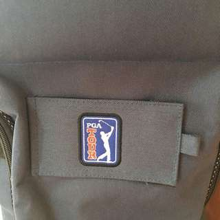 PGA Flight Travel Golf Bag Carrying Coverall case with wheels