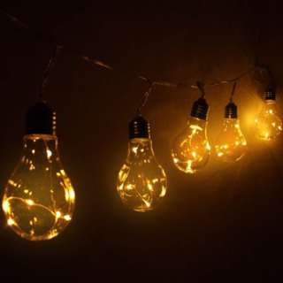 Decorative String Fairylight Bulb