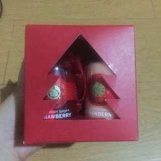 Cuci Gudang!! The Body Shop Gift Cube