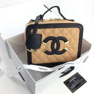 Inspired Chanel Vanity Case