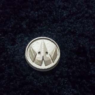 3D Printed Lord Drakkon Power Coin