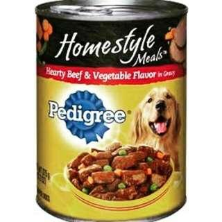 Pedigree Homestyle