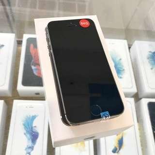 全新庫存品 iPhone 5S 32G 太空灰 高價收購手機