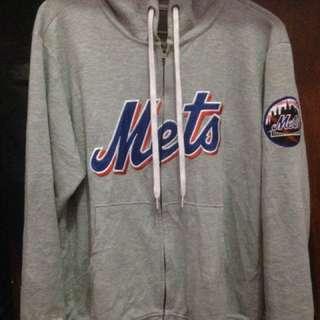 zipper hoodie Mitchell & Ness New York