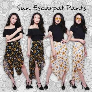 SUN ESCARPAT PANTS