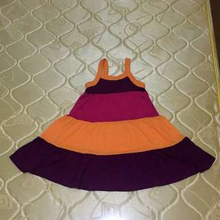 Simple Dress for Kids