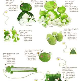 Looking for Luscinia Froggy from Thailand