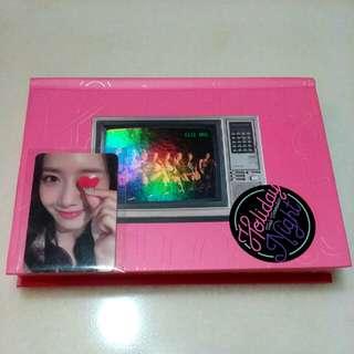 [ WTS ] Girls Generation SNSD 6th Album 'Holiday Night'
