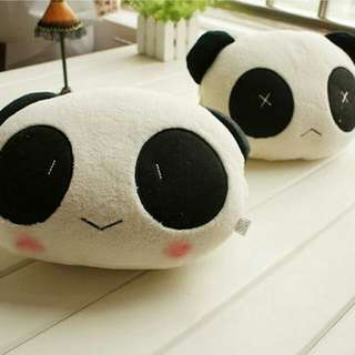 Panda Car Neck Pillow