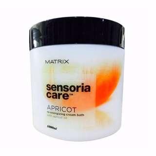 🖤 Matrix 🖤 Sensoria Care Cream Bath - Apricot