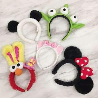 Assorted disney headband