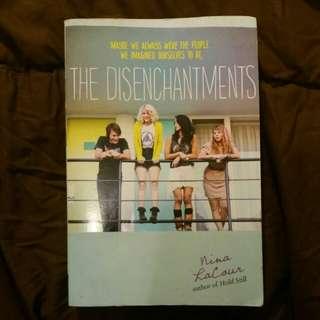 The Disenchantments (Novel - English)