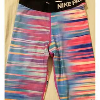NikePro Spandex Crops