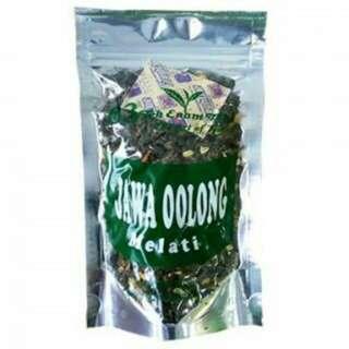 Teh oolong jasmine 100 gr
