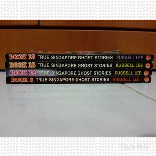 Singapore Ghost Story by Russel Lee