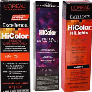 🖤 Loreal 🖤 Excellence Hicolor / Hilights