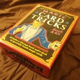 Magic Card Trick (Book & Kit)