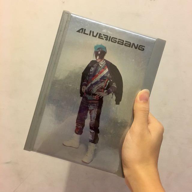 滿500打9折✨ BIGBANG 二手專輯