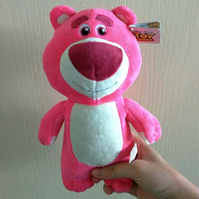 熊抱哥娃娃