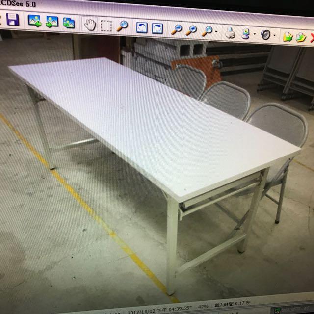 折疊桌椅組