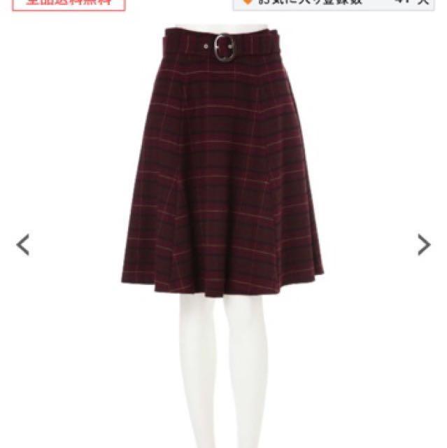 徵: jill by 此款短裙m