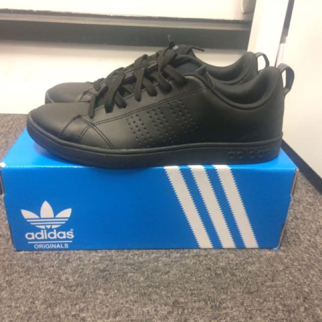 Adidas Neo Triple Black