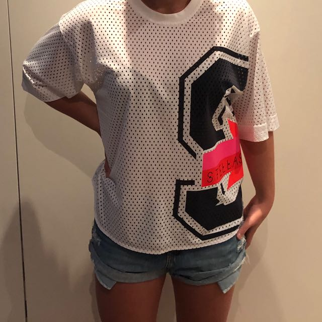 ADIDAS STELLA MCCARTNEY T-SHIRT