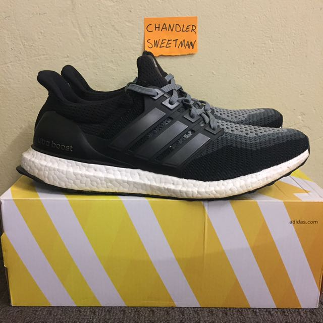627cb37c2 Adidas Ultra Boost 2.0 Grey Gradient US11