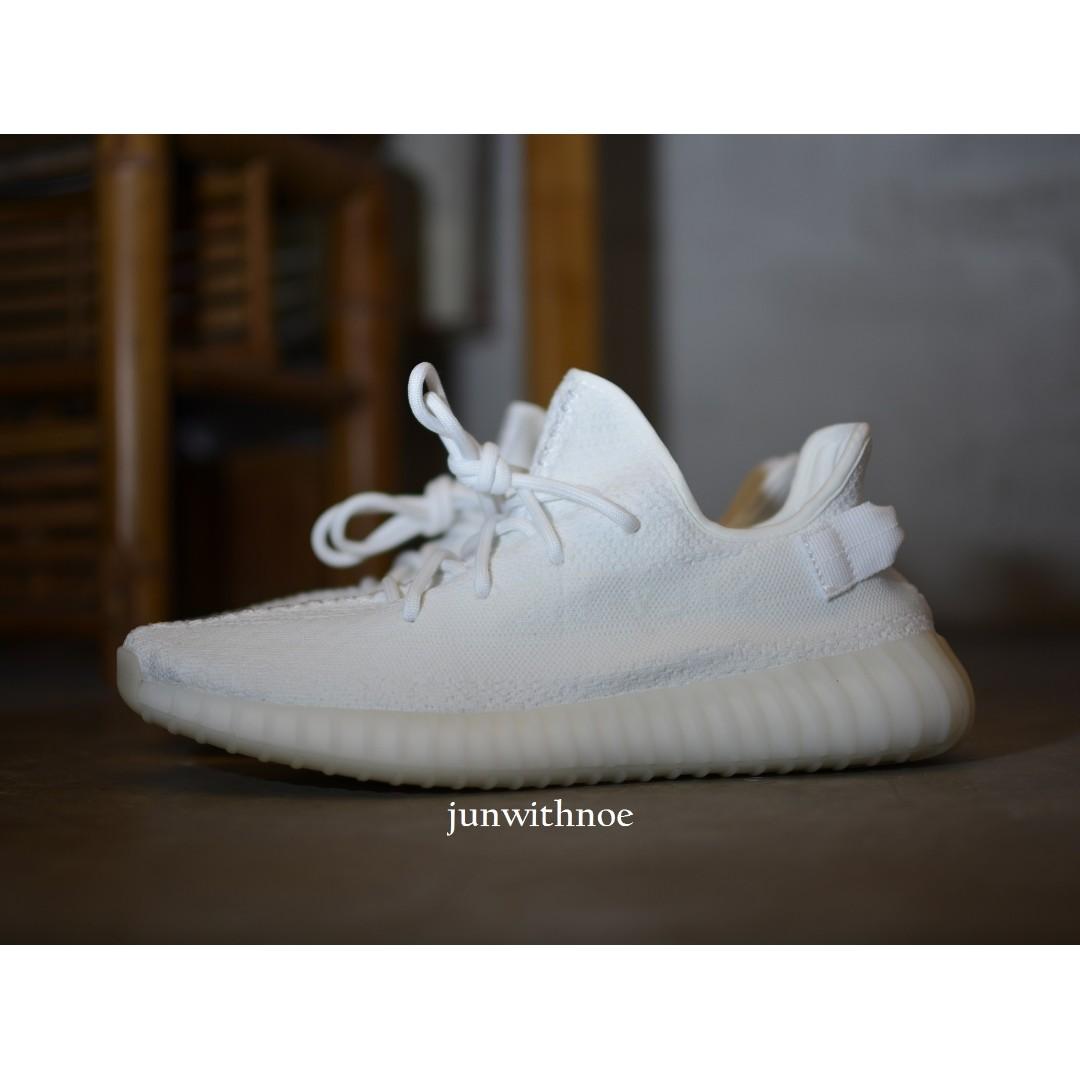 6e45994ca Adidas Yeezy Boost 350 V2 - Cream White - UK 9.5 - EU 44