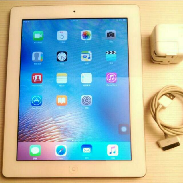 Apple Ipad2 32G wifi x sliver