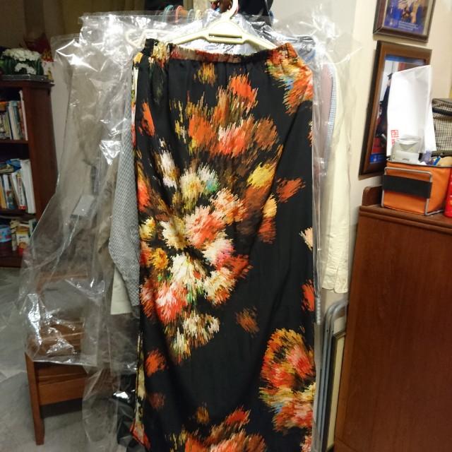 Asos long skirt