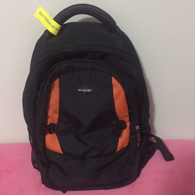 Authentic Samsonite travel bag