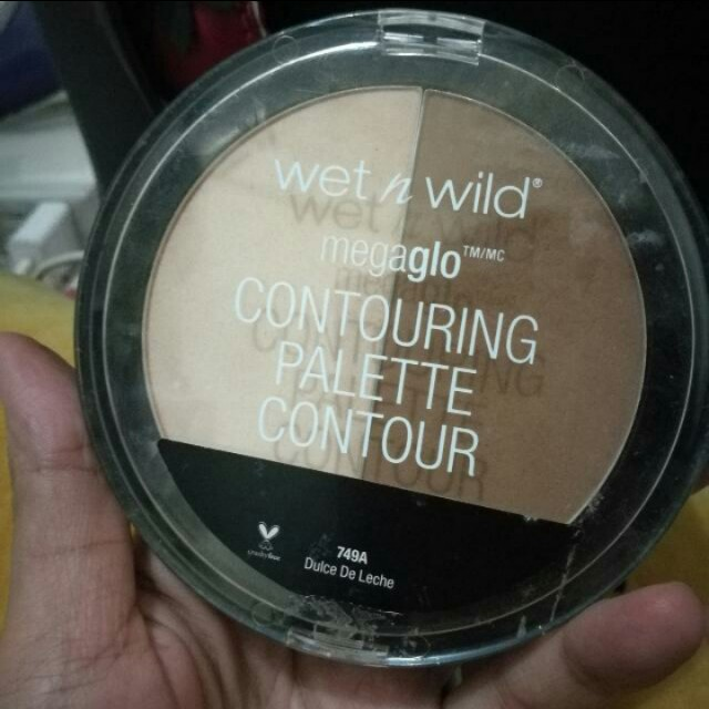 Authentic Wet N Wild Countoring Palette