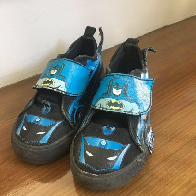 Batmobile Shoes