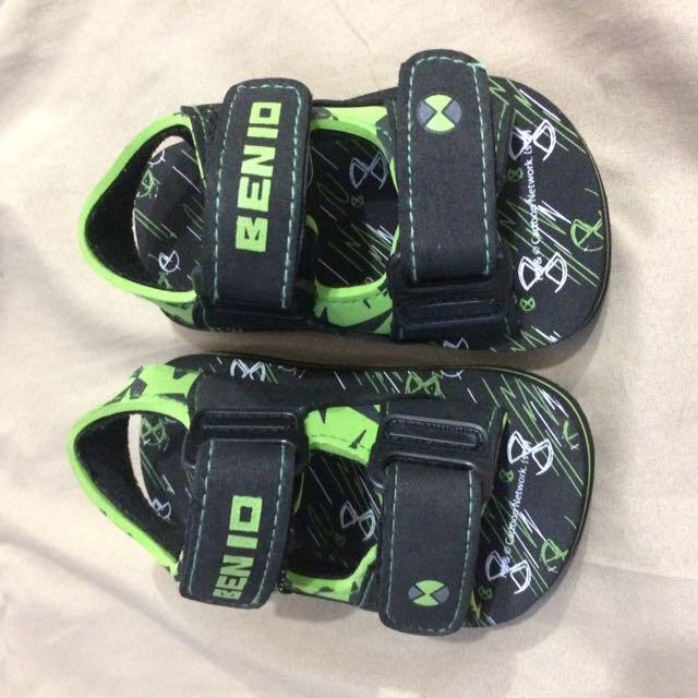 Ben 10 Sandals