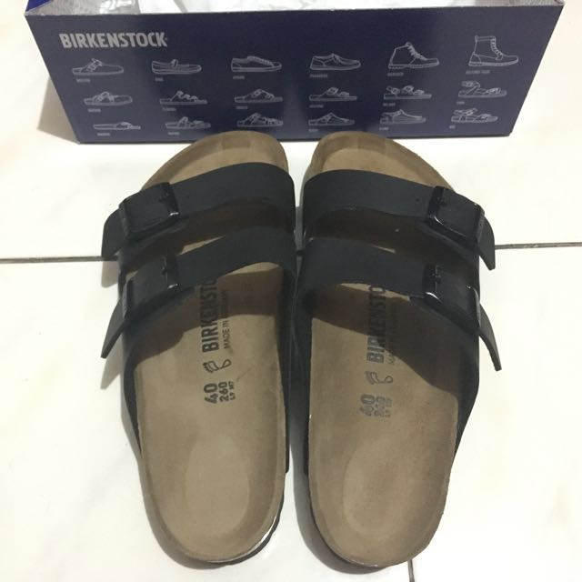 Birkenstock Arizona Black BNIB