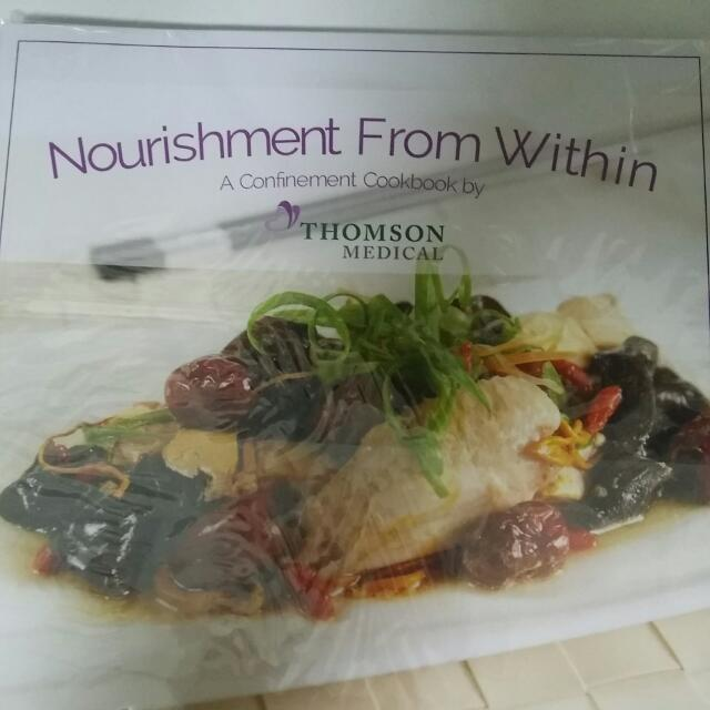 Bn nourishment from within a confinement cookbook by thomson photo photo photo forumfinder Gallery