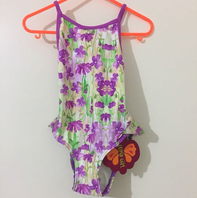 BNWT Cupid girl swimsuit