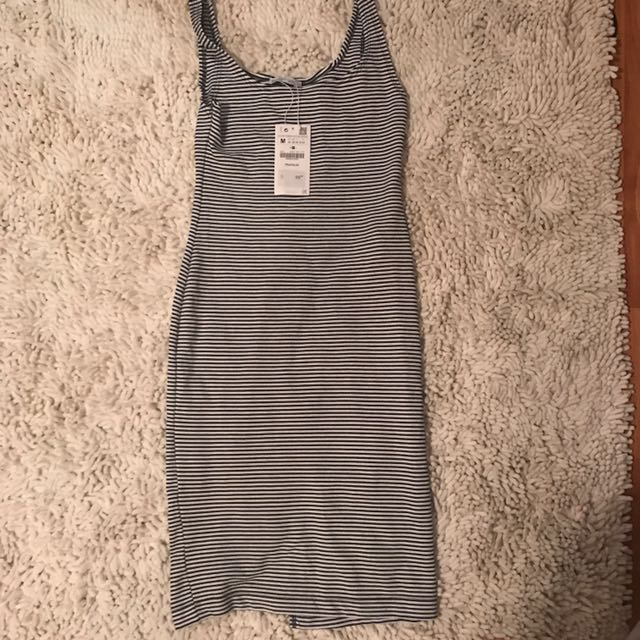 BNWT tank dress from Zara