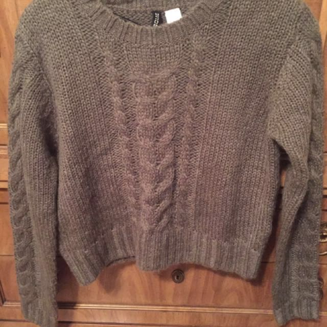 BRAND NEW*** Knit Sweater