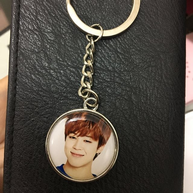 BTS jimin 2nd muster official keyring