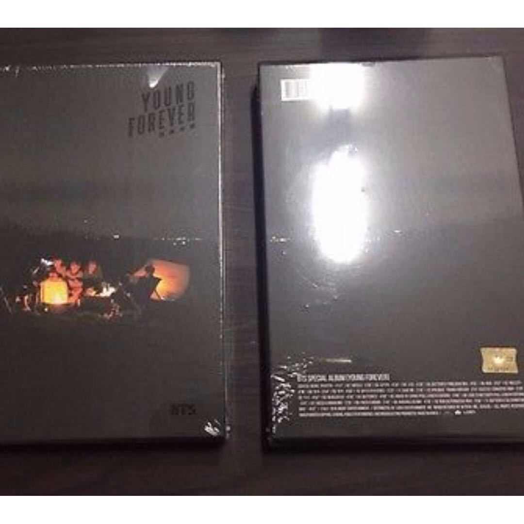 bts young forever special album night version with photocard 1508415430 9207bdda