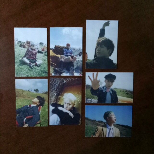 BTS Young Forever Unofficial PC