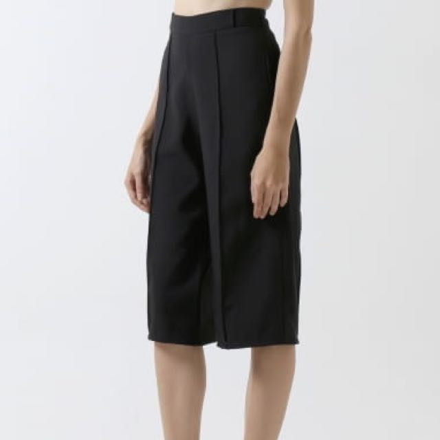 Cloth Inc Zoe Culottes Black