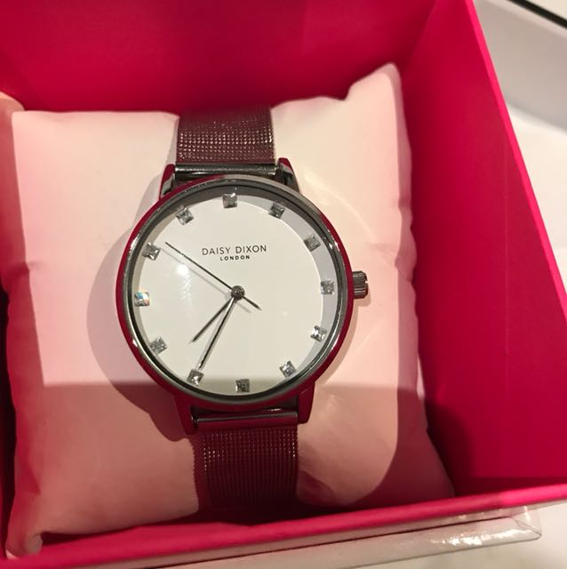Daisy Dixon London Silver Watch